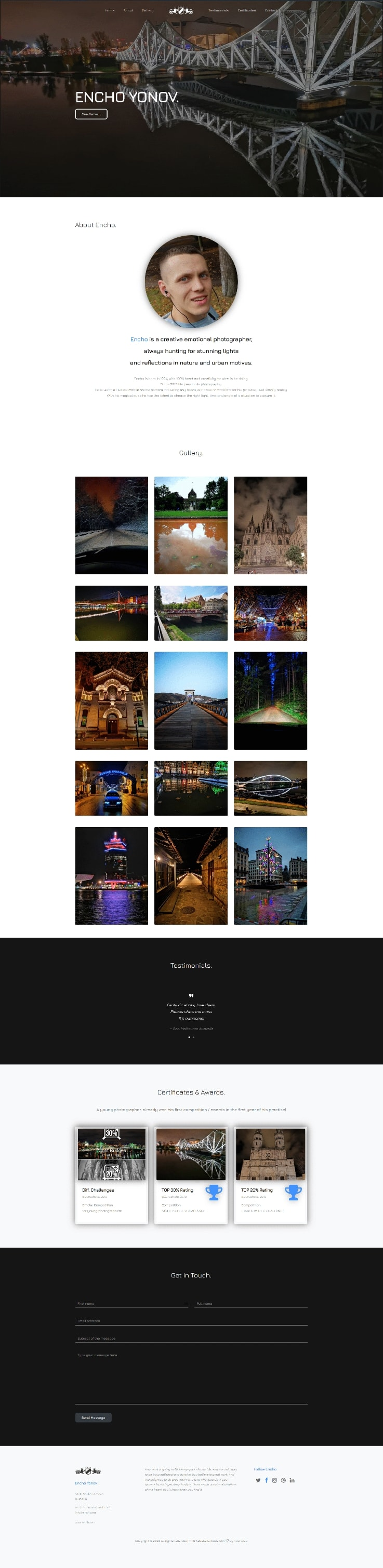 Encho Biserov Yonov Photography